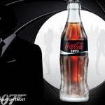 007 trinkt Coca-Cola