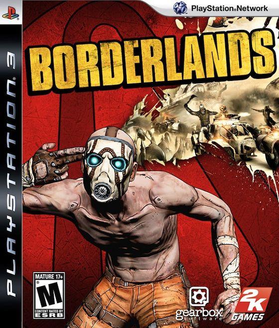 Borderlands für PS 3