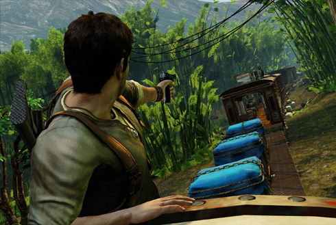 uncharted 2 Patch