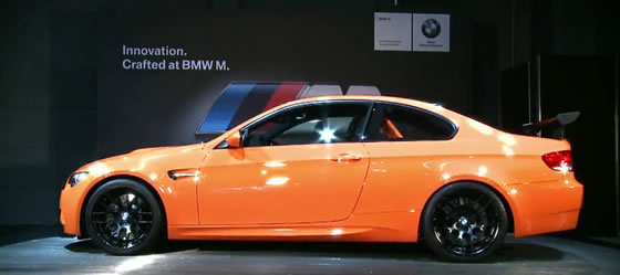 BMW M3 GTS with 450 HP