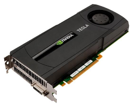 Nvidia Tesla C2050-C2070