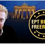 Boris Becker spielt Onlinepoker
