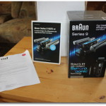 Braun Series Unboxing
