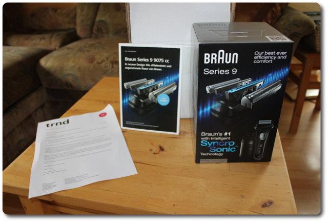 Braun Series Unboxing