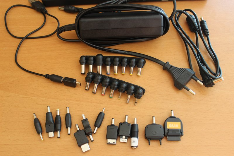 Chinavision Ladekabel Adapter