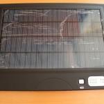 Chinavision Solarzelle mit Akku 20000 mAh