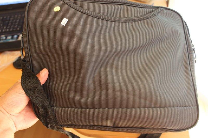 Chinavision Solarzellen Reisetasche