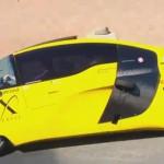 Elektromobil Peraves Monotracer