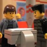 Lego Movie Bowling for Sandercoe