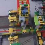 Mindstorms Autofabrik