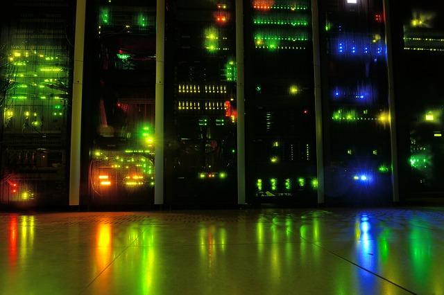 Server im Datencenter
