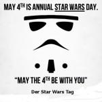 May 4th - Star Wars Tag
