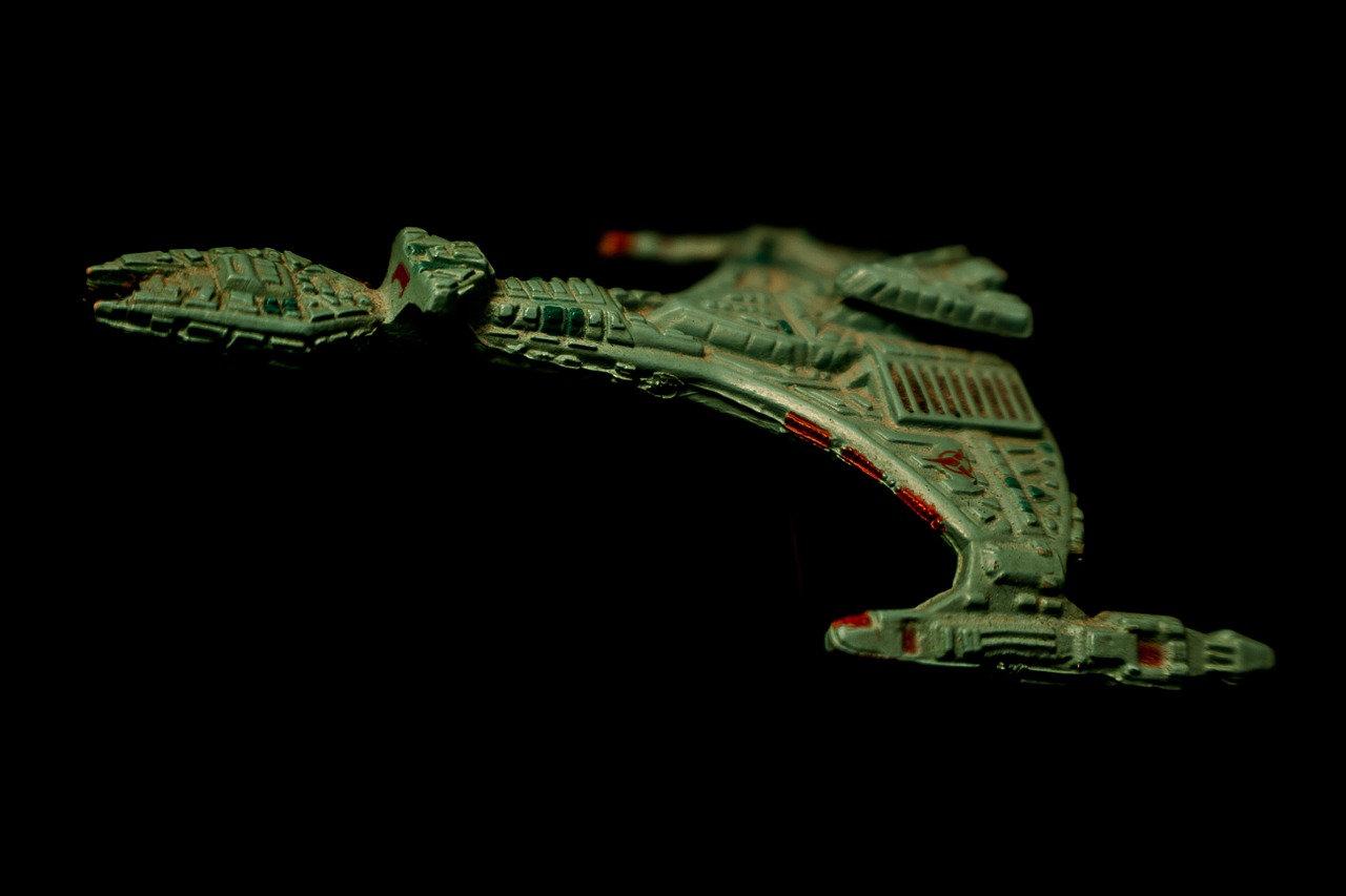 Klingonen Raumschiff