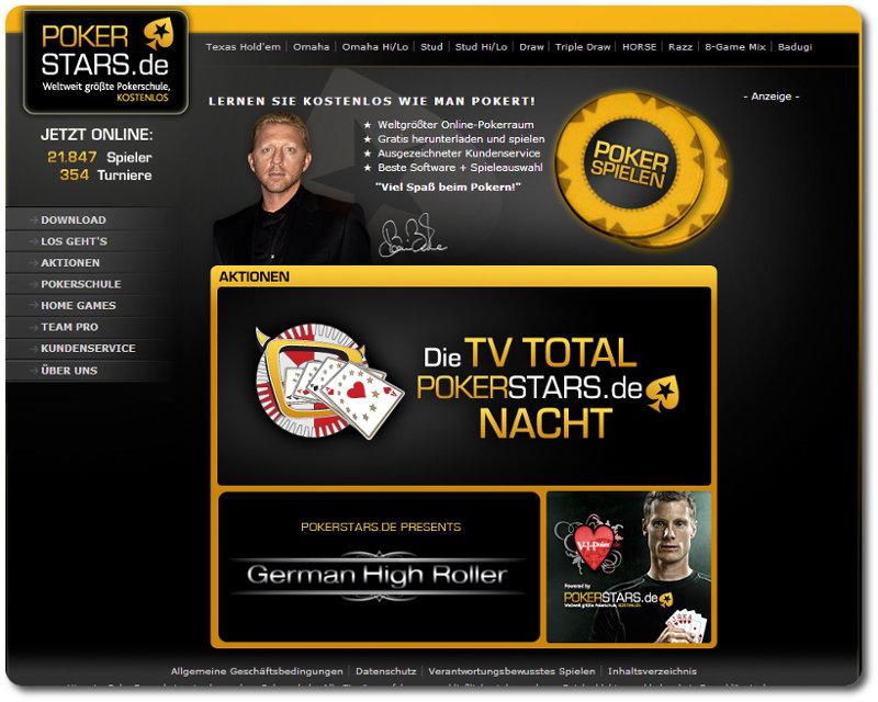 pokerstars.de
