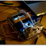 Rockband Roboter iPhone