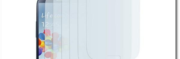 Samsung Galaxy S4 mini Displayschutzfolie