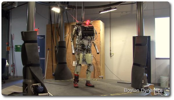 US Army Roboter PETMAN
